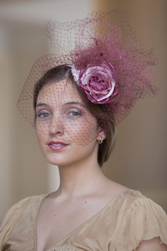 Invitada boda con glamour