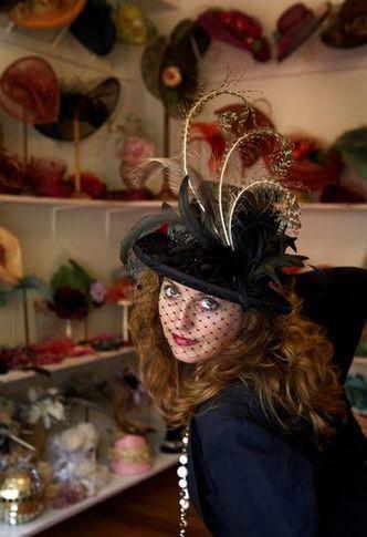 Taller sombrerería Almudena Aguirre Bilbao
