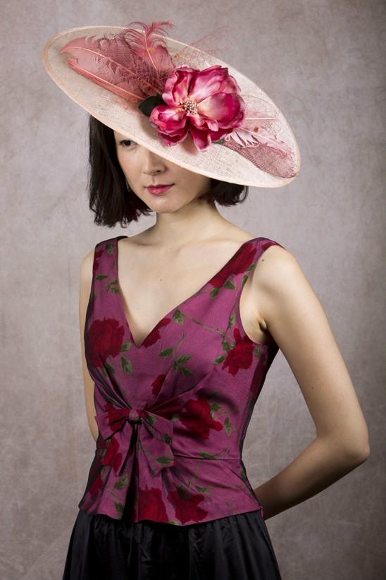 Destacados sombrero magnolia